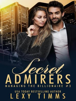 cover image of Secret Admirers