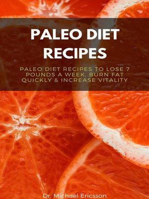 cover image of Paleo Diet Recipes