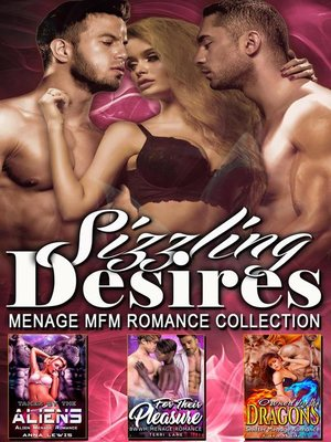 cover image of Sizzling Desires