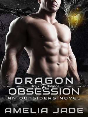 cover image of Dragon Obsession
