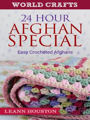 cover image of 24 Hour Afghan Special
