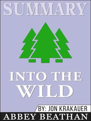 cover image of Summary of Into the Wild by Jon Krakauer