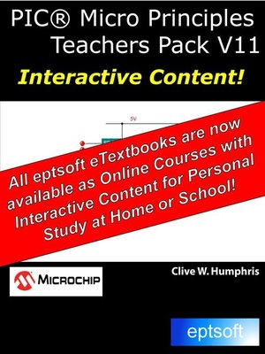 cover image of PIC® Micro Principles Teachers Pack V11