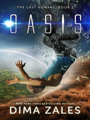 cover image of Oasis (The Last Humans Book 1)