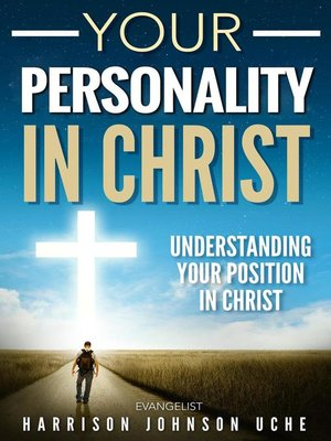 cover image of Your Personality In Christ