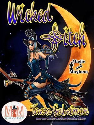 cover image of Wicked *itch
