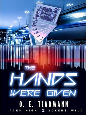 cover image of The Hands We're Given