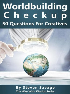 cover image of Worldbuilding Checkup