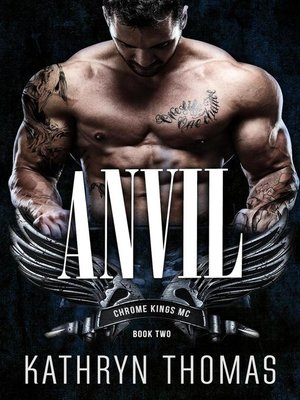 cover image of Anvil (Book 2)