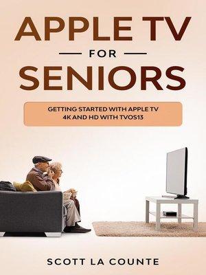 cover image of Apple TV For Seniors