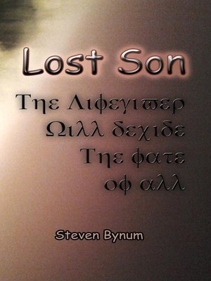 cover image of Lost Son