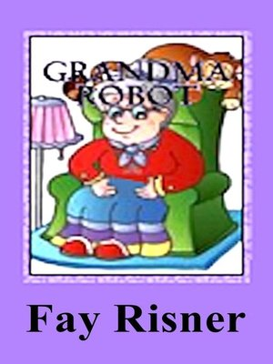 cover image of Grandma Robot