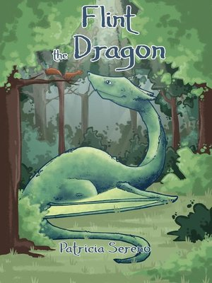 cover image of Flint the Dragon