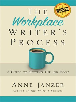 cover image of The Workplace Writer's Process