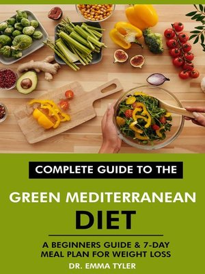 cover image of Complete Guide to the Green Mediterranean Diet