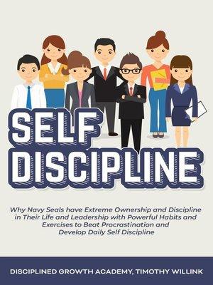 cover image of Self Discipline