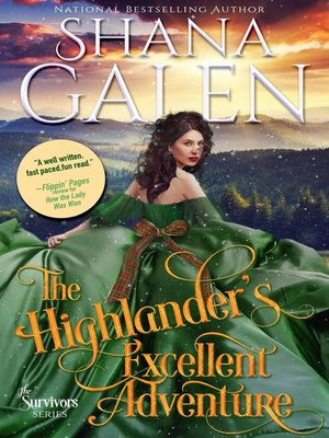 cover image of The Highlander's Excellent Adventure