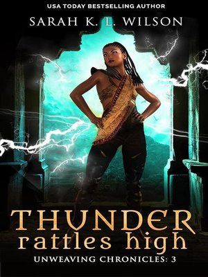 cover image of Thunder Rattles High