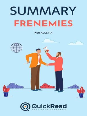 """cover image of Summary of """"Frenemies"""" by Ken Auletta"""
