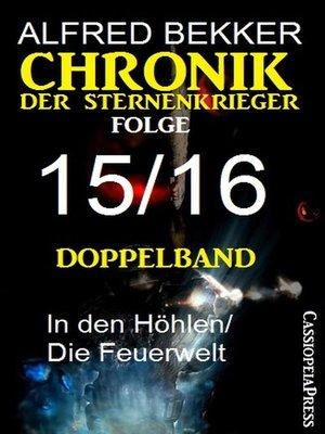 cover image of Chronik der Sternenkrieger – Folge 15 und 16