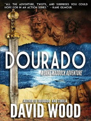 cover image of Dourado- a Dane Maddock Adventure