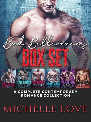cover image of Bad Billionaires Box Set