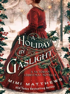 cover image of A Holiday by Gaslight