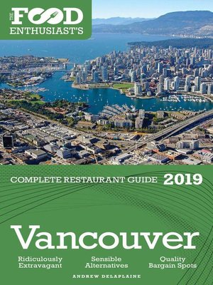 cover image of Vancouver--2019