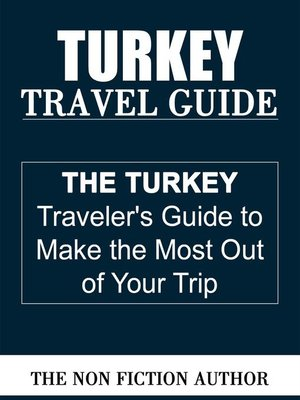 cover image of Turkey Travel Guide