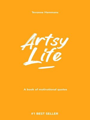 cover image of Artsy Life