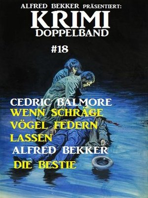 cover image of Krimi Doppelband #18