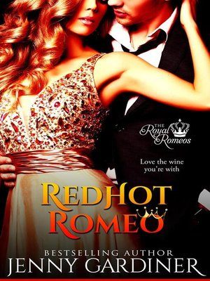 cover image of Red Hot Romeo