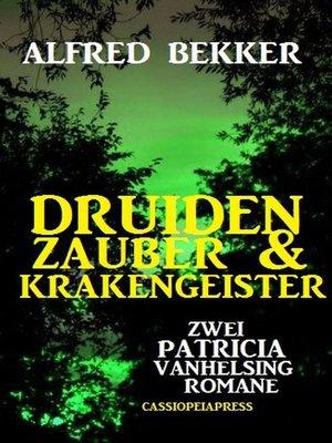 cover image of Druidenzauber & Krakengeister