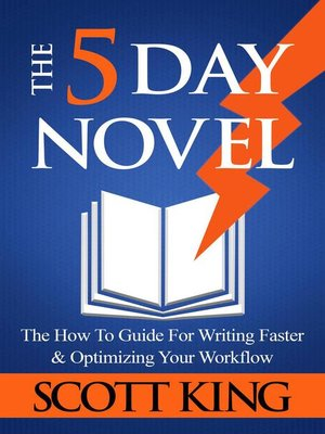 cover image of The Five Day Novel