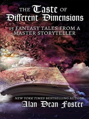 cover image of The Taste of Different Dimensions