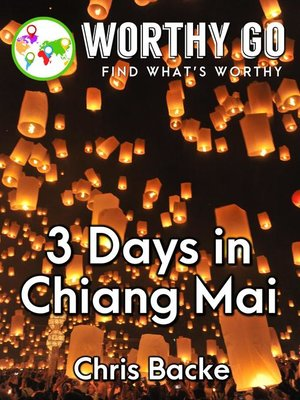 cover image of 3 Days in Chiang Mai