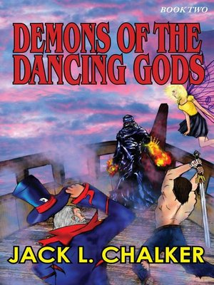 cover image of Demons of the Dancing Gods