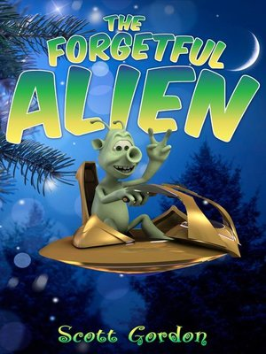 cover image of The Forgetful Alien