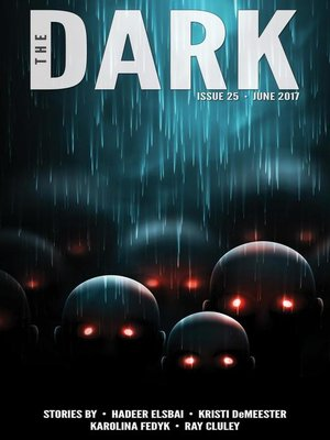 cover image of The Dark Issue 25