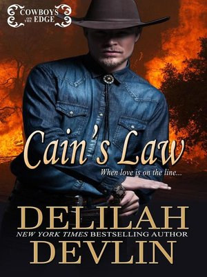 cover image of Cain's Law
