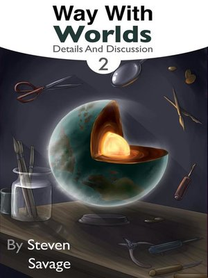 cover image of Way With Worlds Book 2