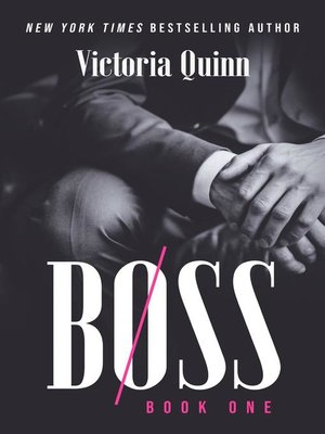 cover image of Boss Book One