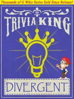 cover image of Divergent--Trivia King!