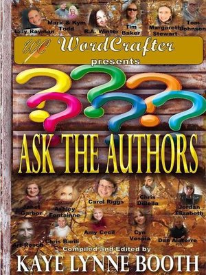 cover image of Ask the Authors