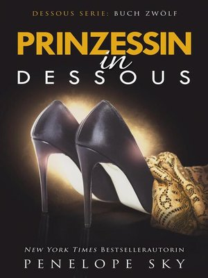 cover image of Prinzessin in Dessous