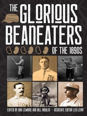 cover image of The Glorious Beaneaters of the 1890s