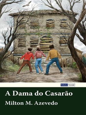cover image of A Dama do Casarão
