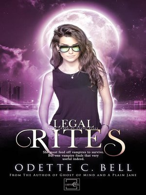 cover image of Legal Rites Book Three