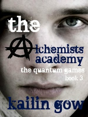 cover image of The Alchemist Academy Book 3