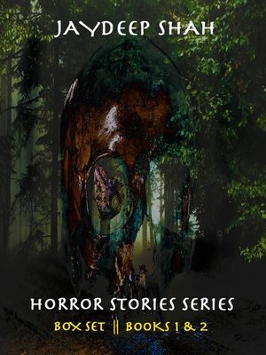 cover image of Horror Stories Series [Box Set--Books 1 & 2]